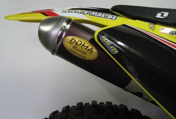 Bildergalerie Suzuki RM 250 Z 2009
