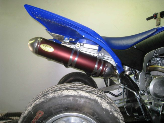 Yamaha R Exhaust Systems